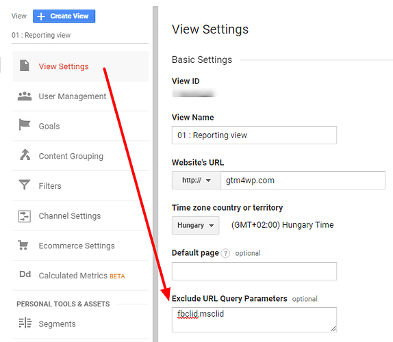 google-analytics-exclude-url-query-parameters