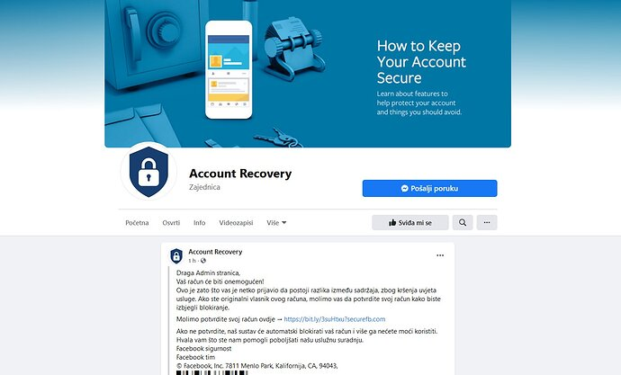 Account Recovery 1