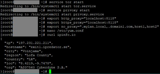 Kako povezati server sa TOR-om - administracija - Webmajstori Forum