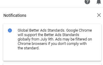 blokiraj oglas adsense oglasi